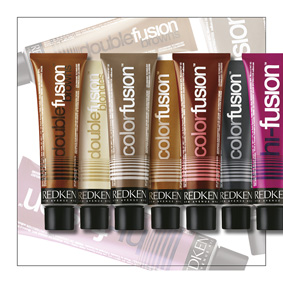 FUSION COLOR - REDKEN