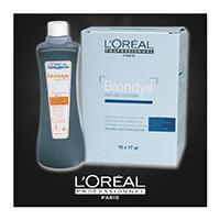 Blondys - Huile blanchisseur + activateur - L OREAL PROFESSIONNEL - LOREAL