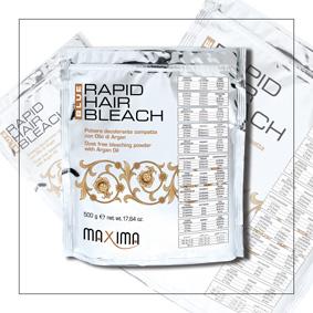MAXIMA - BLEACH HAIR RAPID - BLUE - VITALFARCO by MAXIMA