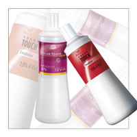 COLOR TOUCH EMULSIONS - WELLA PROFESSIONALS