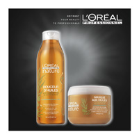 Luonto-sarja - Douceur D' HUILES - L OREAL PROFESSIONNEL - LOREAL