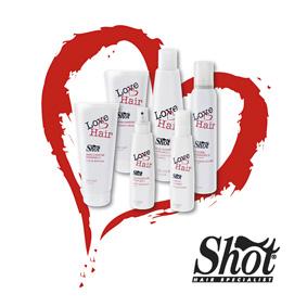 LOVE HIUKSET - SHOT