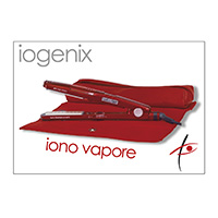 IOGENIX : IONIC STEAM hajvasaló