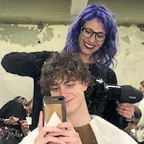 Antonella juuksurid - WELLA PROFESSIONALS