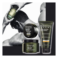 CAPITAL FORCE STYLING - KERASTASE