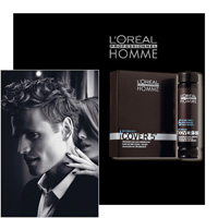 L' Oréal Professionnel HOMME - COVER 5' - L OREAL PROFESSIONNEL - LOREAL