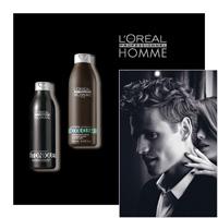 L'Oréal Professionnel HOMME - Тоник и прохладной чистой - L OREAL PROFESSIONNEL - LOREAL