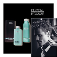 Л'Ореаль PROFESSIONNEL HOMME - Energic - L OREAL PROFESSIONNEL - LOREAL