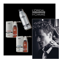 Л'Ореаль PROFESSIONNEL HOMME - RENAXIL - L OREAL PROFESSIONNEL - LOREAL
