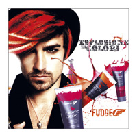 Fudge Paintbox - colors extrems